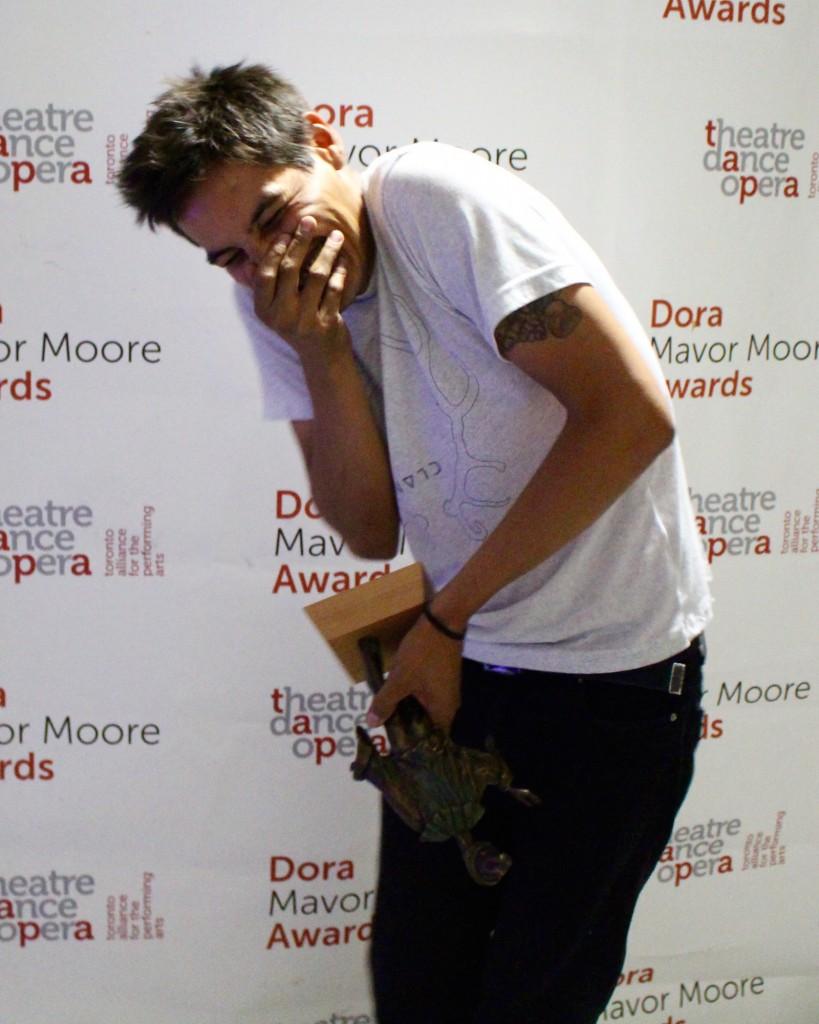 Cliff Cardinal Dora Awards 2