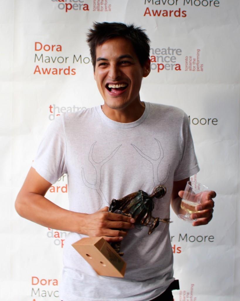 Cliff Cardinal Dora Awards