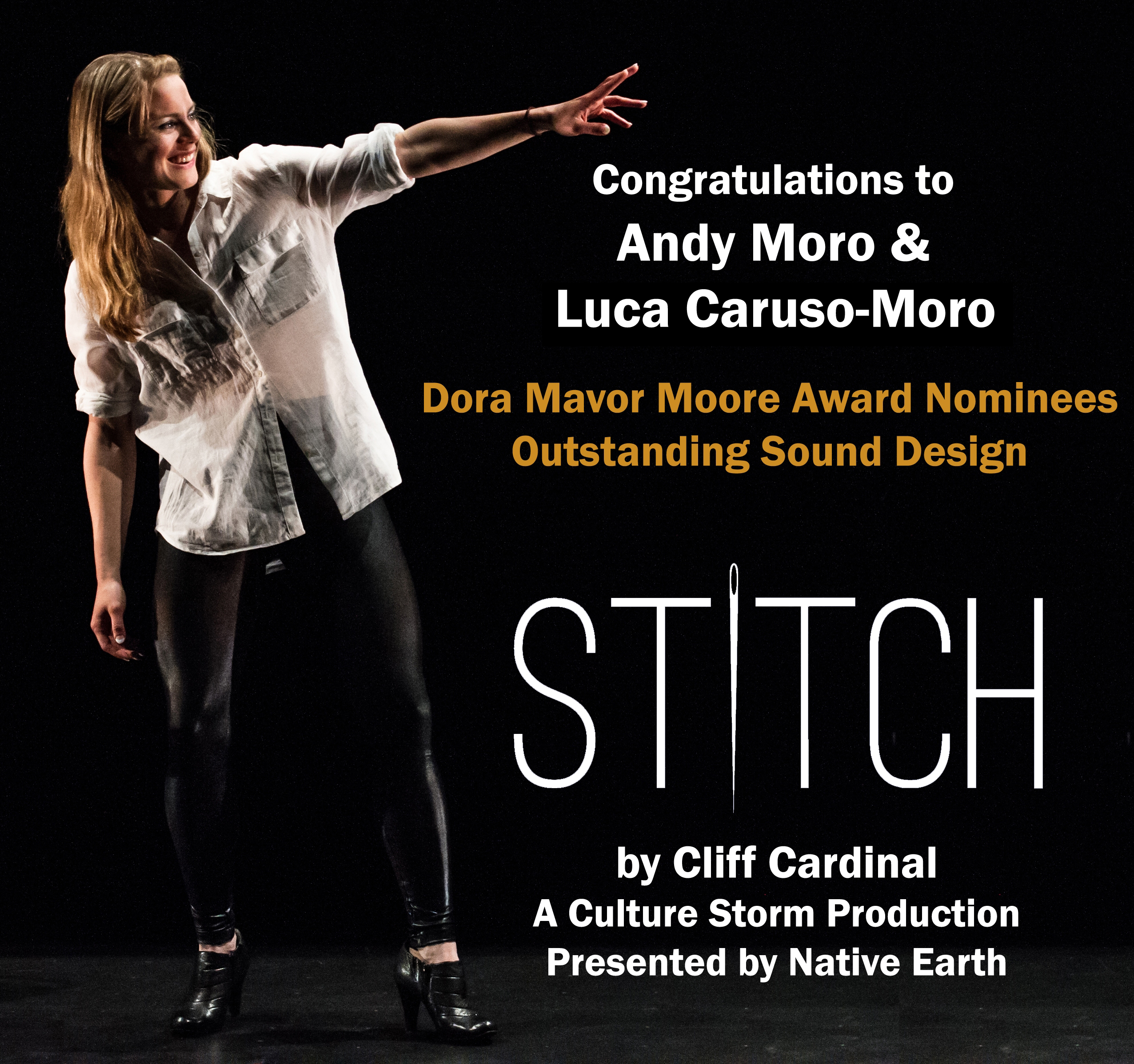 Stitch Nomination Announcement