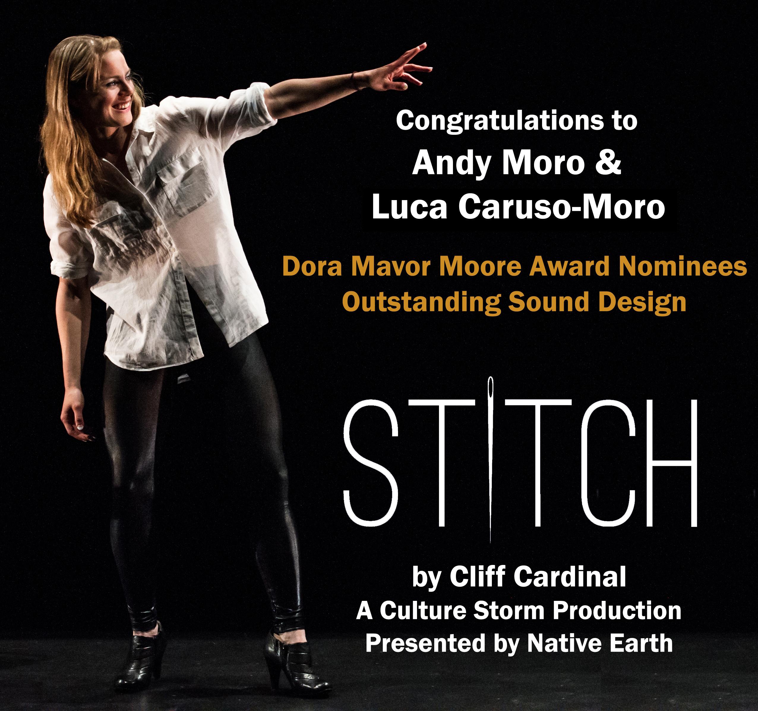 Stitch Nomination Announcement