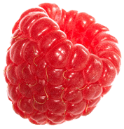 Raspberry-Transparent